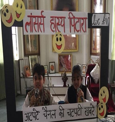 lancer convent prashant vihar holiday homework 2017-18